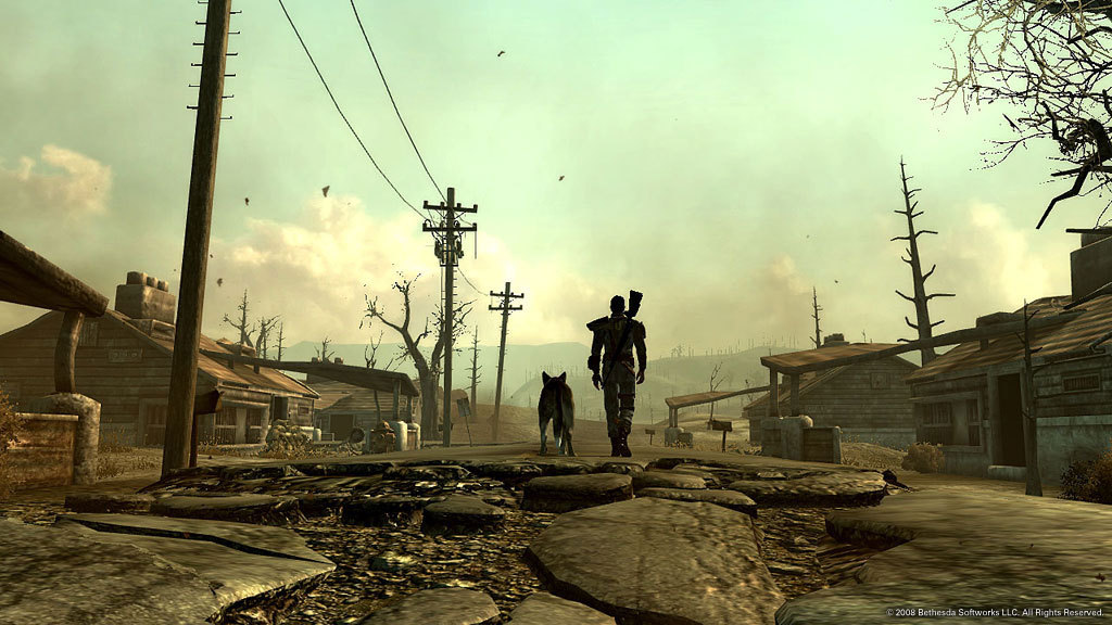 Fallout 3 (Steam Gift RU + CIS)