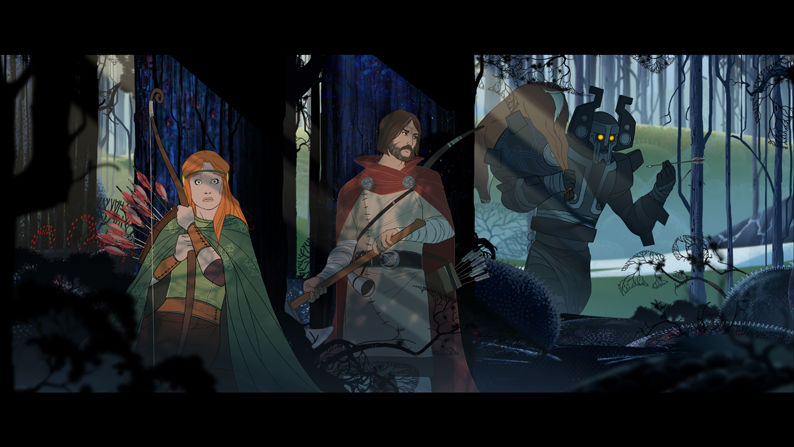 The Banner Saga (Steam Gift ROW / Region Free)