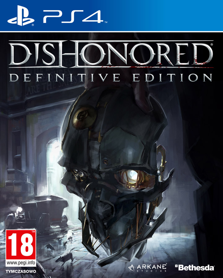 PS4 Dishonored: Definitive Edition (КЛЮЧ PLAYSTATION 4)