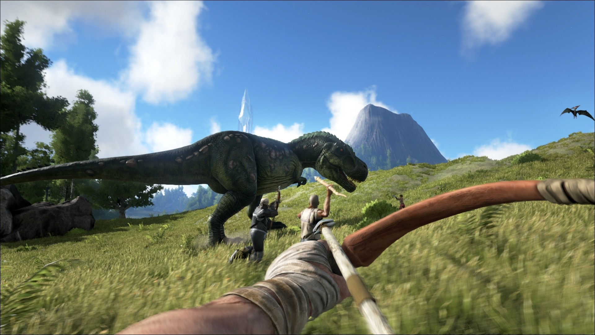 ARK: Survival Evolved (Steam Gift RU +CIS) Передаваемый