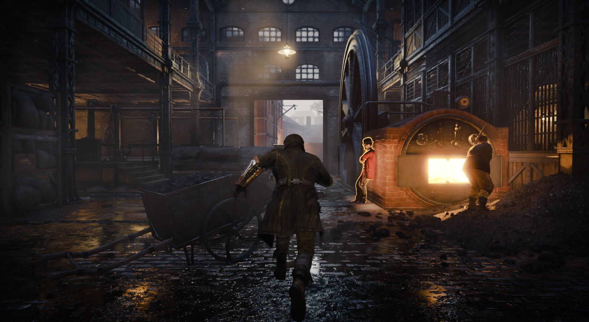 Assassins Creed Syndicate Standard (Uplay RU KEY)