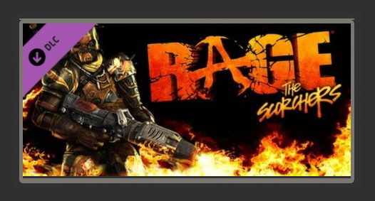 RAGE: The Scorchers DLC (Steam Gift ROW / Region Free)