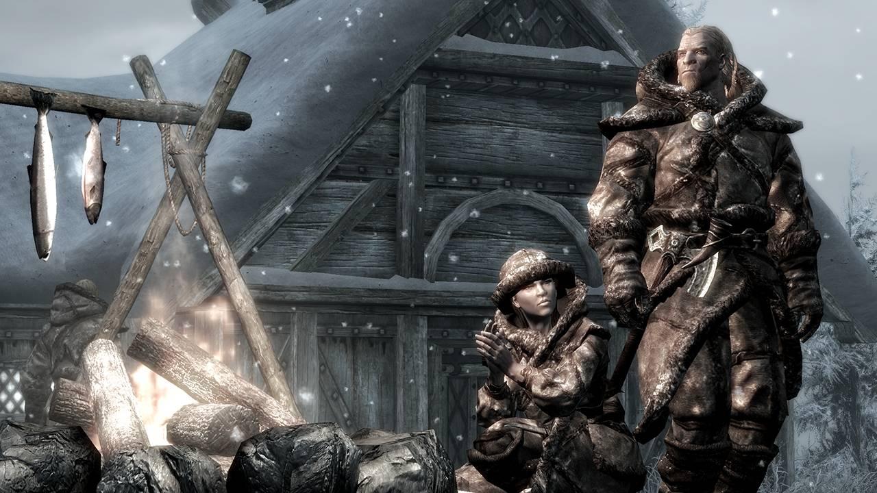 Ключ Активации Skyrim
