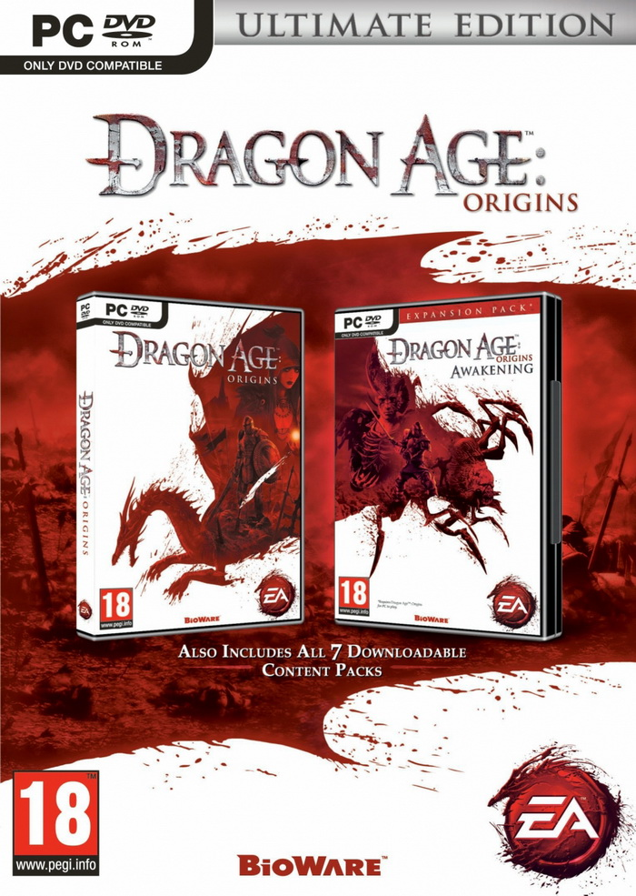 Dragon Age: Origins Ultimate Edition (Steam Gift ROW)