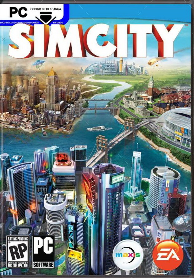 SimCity 2013 Standart Edition (Origin ключ) + СКИДКИ