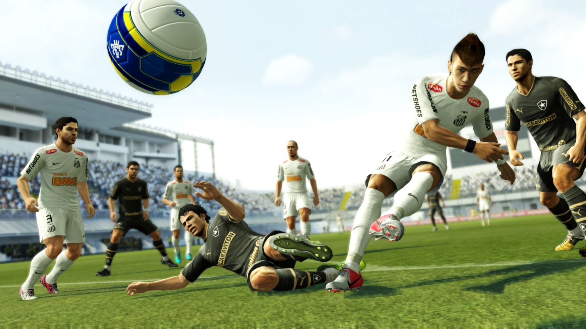 Pro Evolution Soccer 2013 (STEAM GIFT ROW/ Region Free)