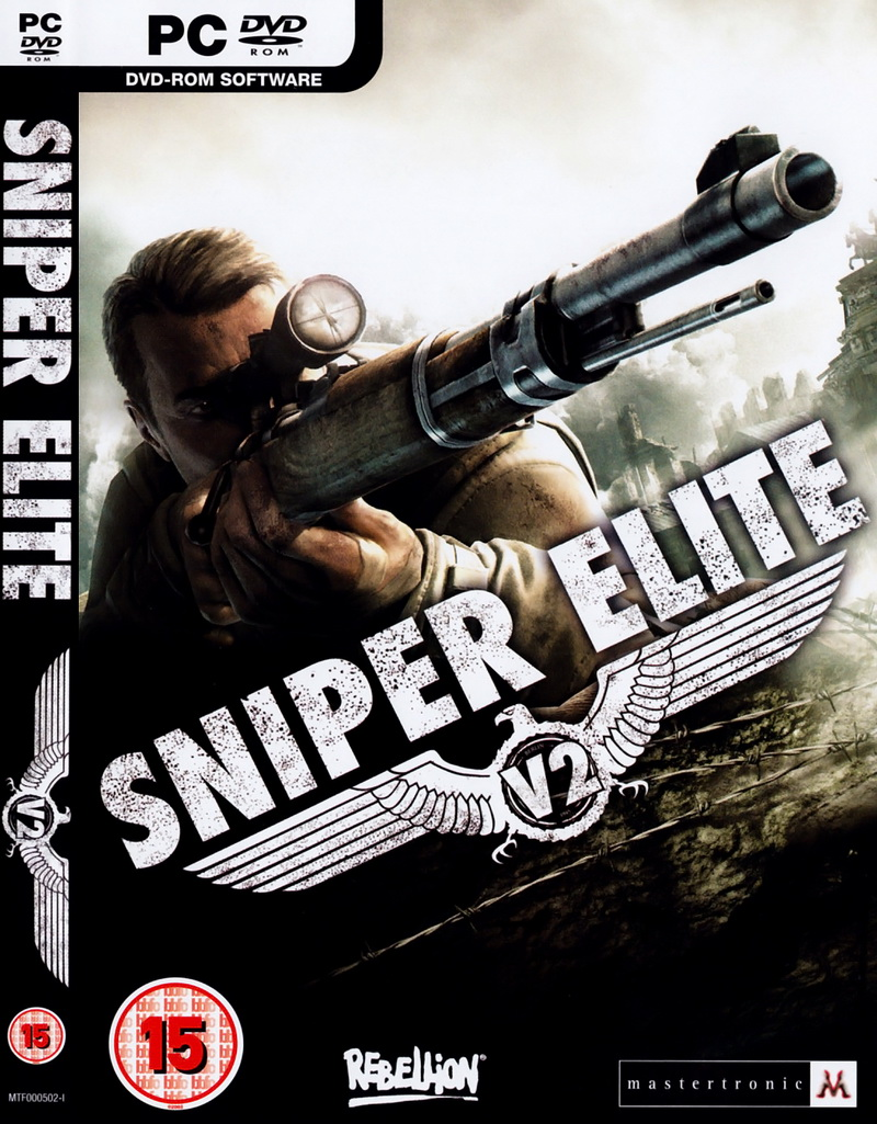 Sniper Elite V2 (Steam Gift / Region Free / Multi Lang)