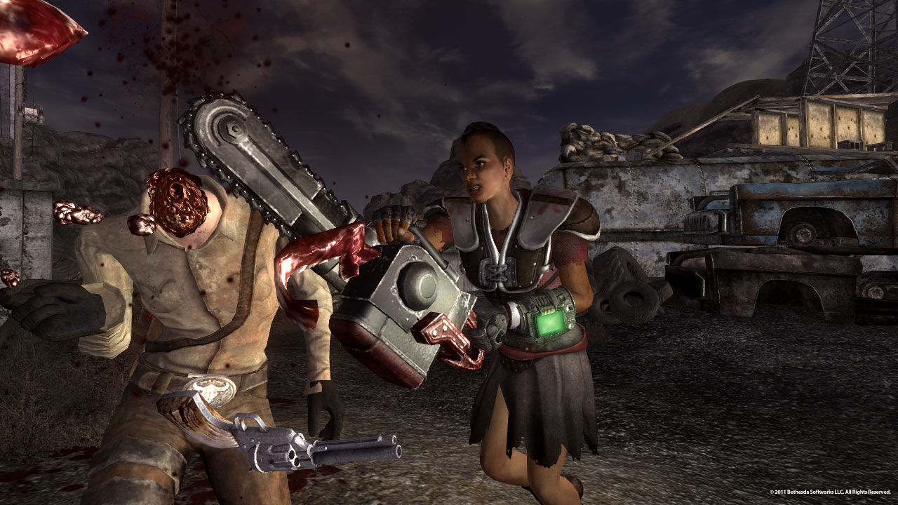 Fallout: New Vegas Ultimate Edition (Steam Region Free)