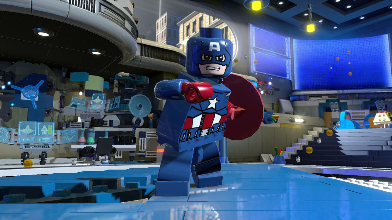 LEGO Marvel Super Heroes (Steam Gift ROW / Region Free)