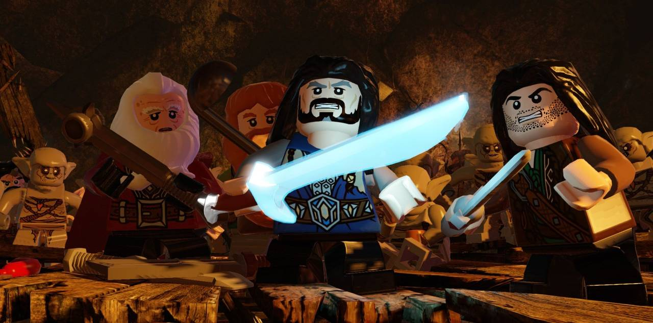 LEGO - The Hobbit (Steam Gift / Region Free)