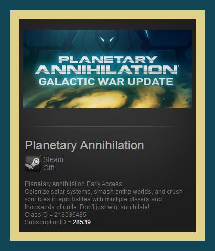 planetary annihilation soundtrack download