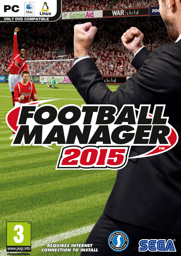 Football Manager 2015 (Steam Key EU / Region Free)