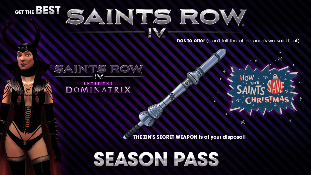 Saints Row IV: Game of the Century Edition (Steam RU)