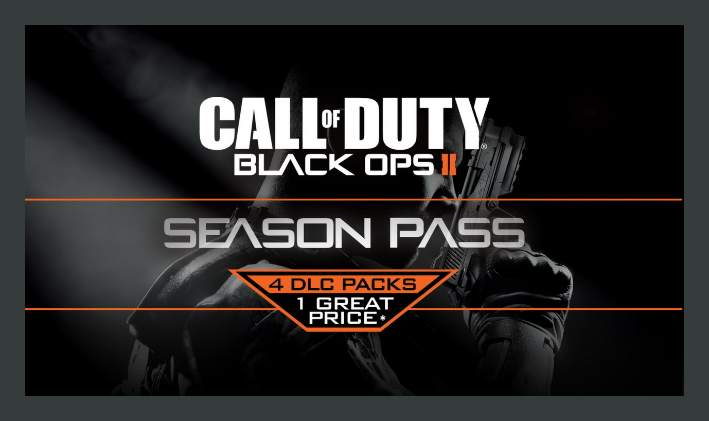 Call of Duty: Black Ops 2 Season Pass (Steam Gift ROW)