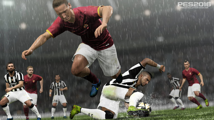 Pro Evolution Soccer 2016 (Steam Gift,RU+CIS)