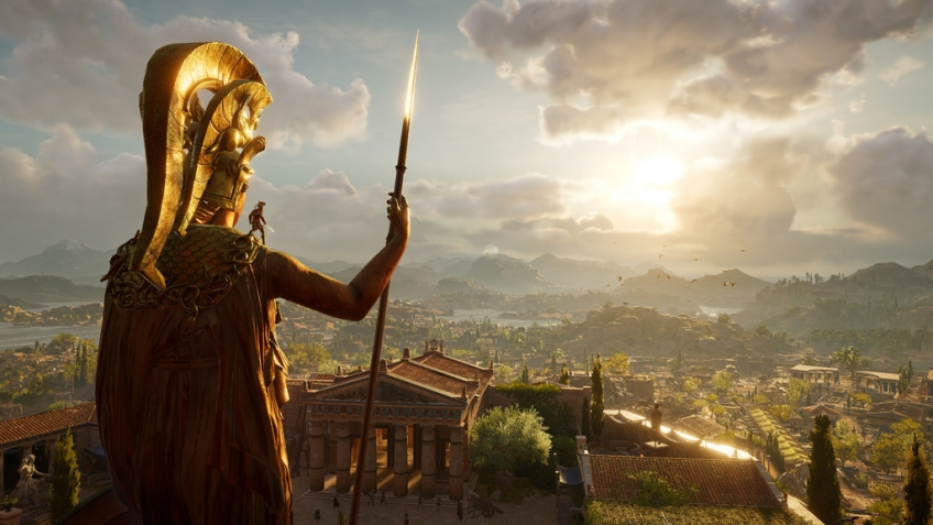 Assassin´s Creed Odyssey - Ultimate (Steam Gift,RU)