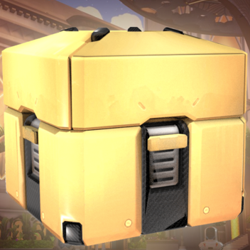 Overwatch Golden Loot Box (Twitch Prime Loot)