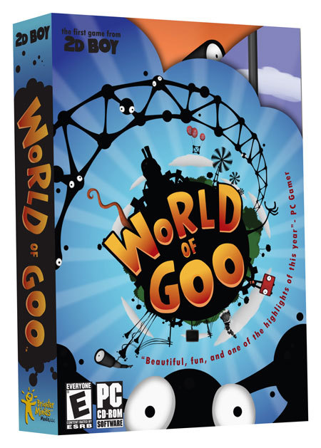 World of Goo - Steam Gift/Region Free + ПОДАРОК