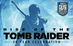 Rise of the Tomb Raider: 20 Year Celebration (Steam RU)