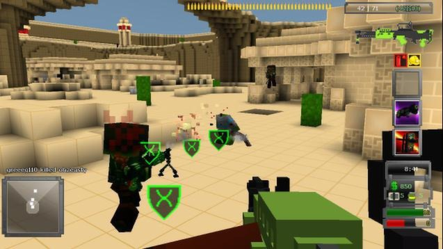 Guncraft (Steam gift, region free)