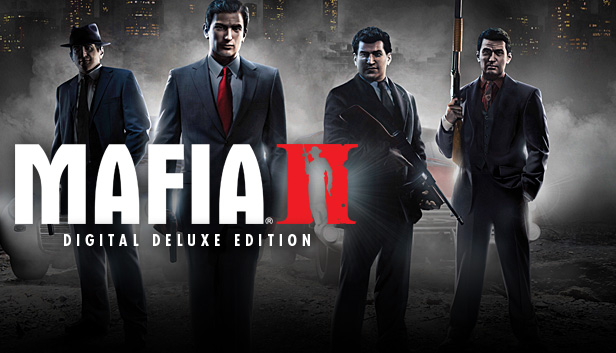 Mafia II Digital Deluxe (Steam Gift, Region free)
