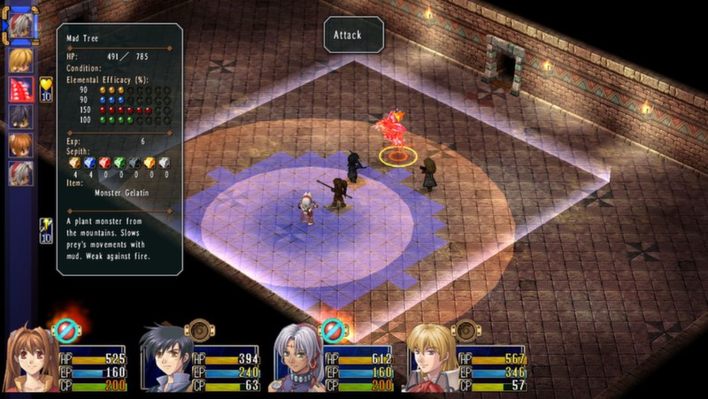 The Legend of Heroes: Trails in the Sky (Steam gift,ROW