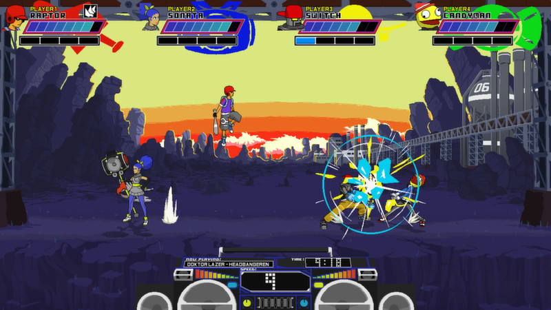 Lethal League (Steam gift, region free)
