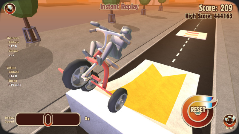 Turbo Dismount™ (Steam gift, region free)