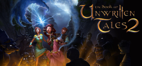 The Book of Unwritten Tales 2 (Steam gift, region free)