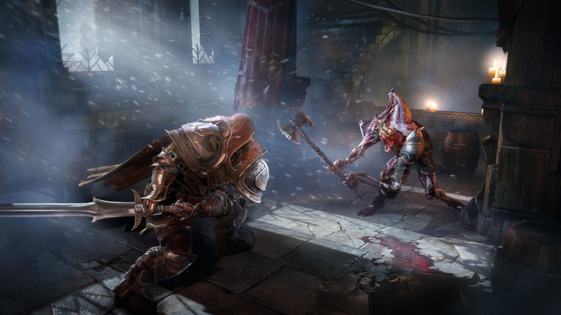 Lords Of The Fallen (Steam gift, region free)