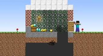 Minecraft (от англ. mine craft - букв. шахтёрское ремесло