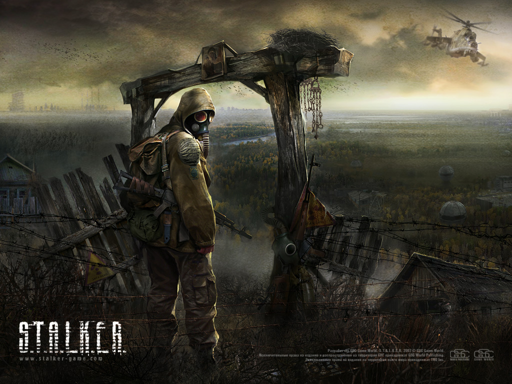 S.T.A.L.K.E.R: Shadow of Chernobyl (steam ключ)