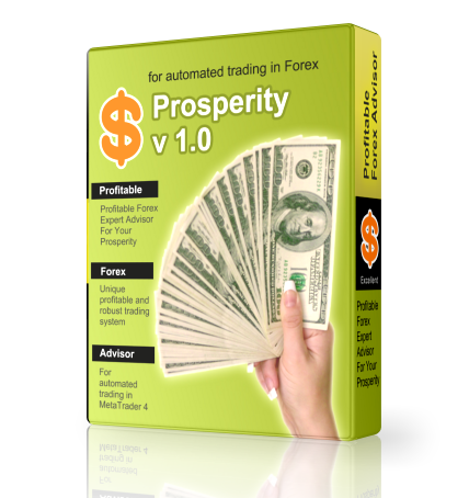 Prosperity v 1.0 - Profitable Adviser for FOREX