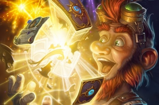 HEARTHSTONE: Gold portrait! (500 victories). Any class.