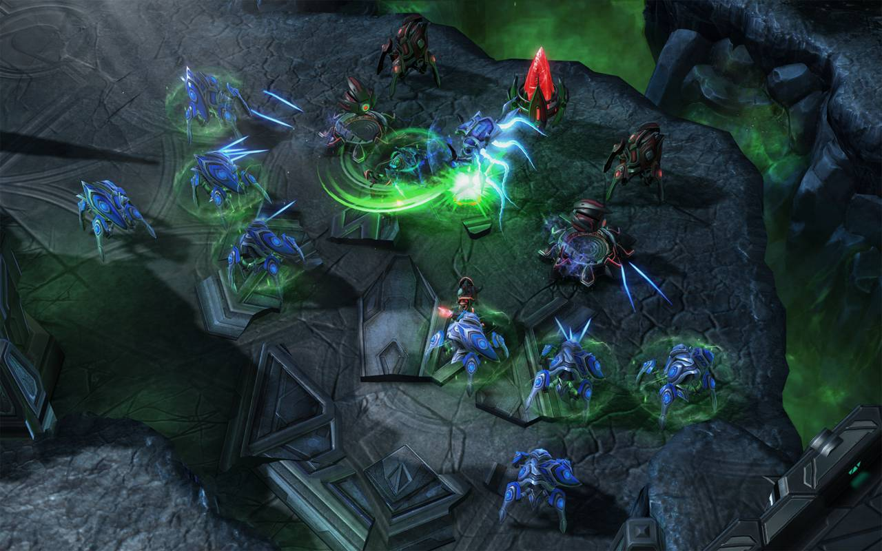 STARCRAFT II: LEGACY OF THE VOID RU