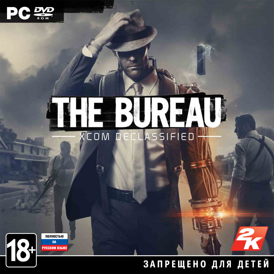 The Bureau: XCOM Declassified + Gift