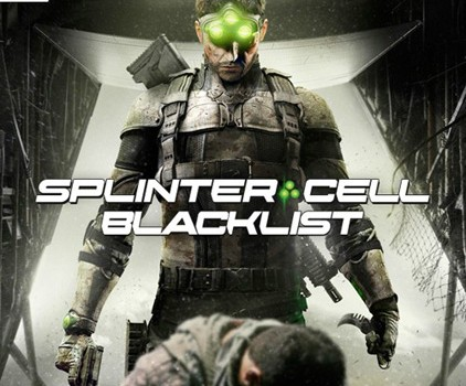 PS3 Splinter Cell Blacklist + MLB 15 USA/ENG