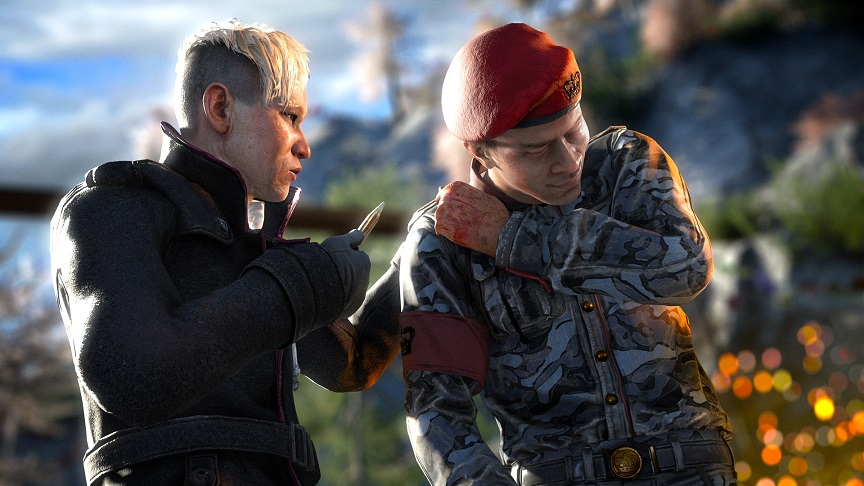 Far Cry 4  uplay скидки