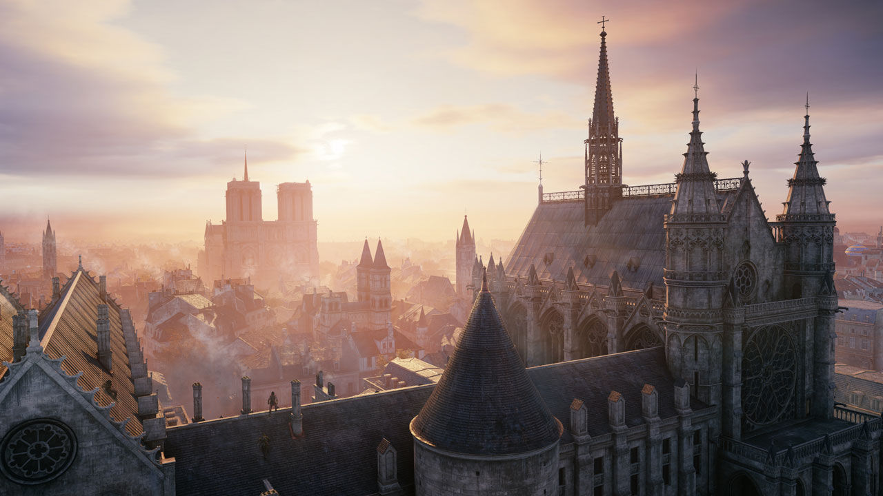 Assassins Creed Unity (Братство) Region Free