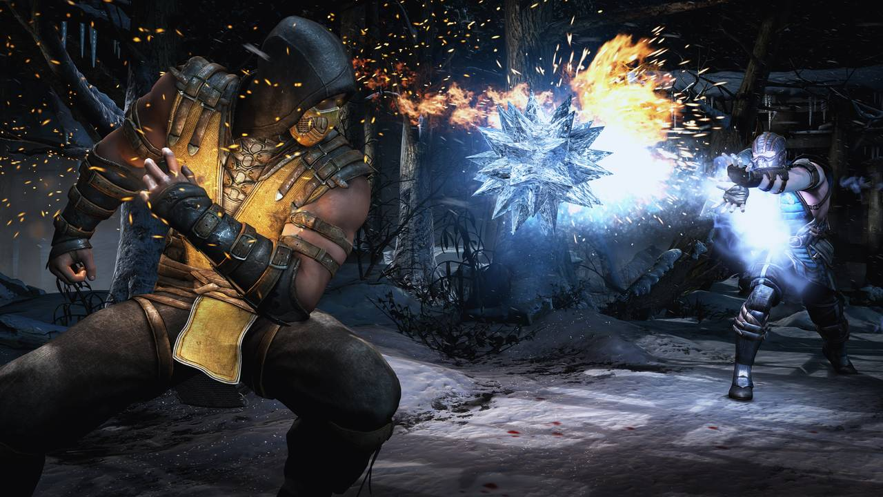 Mortal Kombat X Region Free Multilanguage Steam + GORO