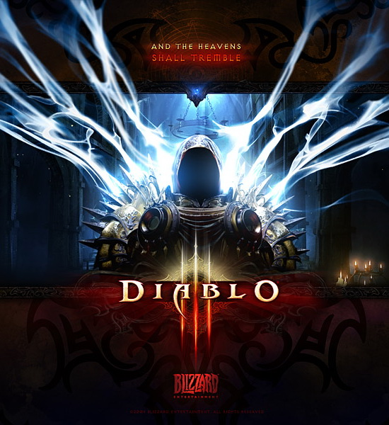 Diablo 3 III CD Key EU/Region Free + СКИДКИ + ПОДАРКИ