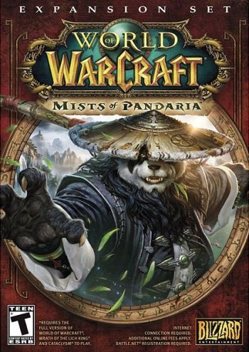World of Warcraft Mists of Pandaria Key EU/Region Free