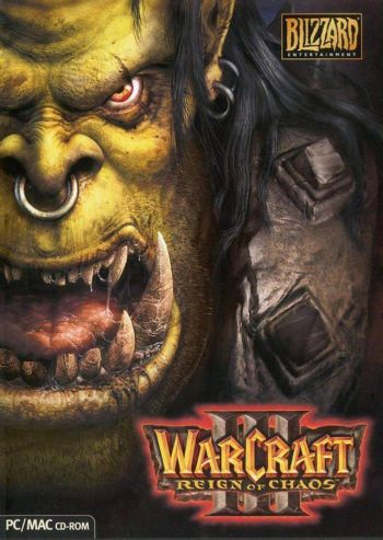 Warcraft 3 Reign of Chaos EU/Region Free + СКИДКИ