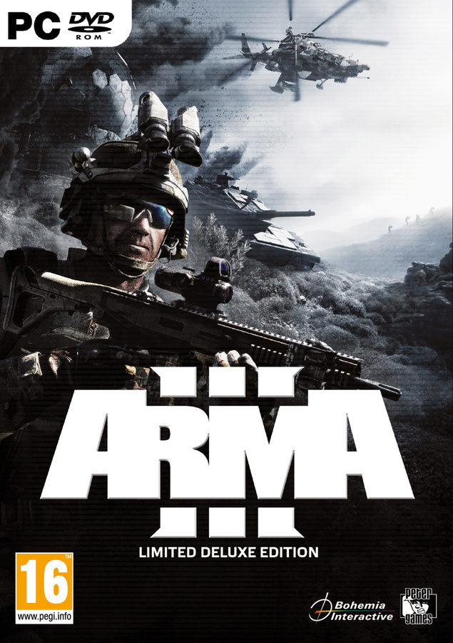 Arma 3 Digital Deluxe Edition EU/Region Free + СКИДКИ