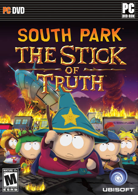 South Park The Stick of Truth EU/Region Free + СКИДКИ