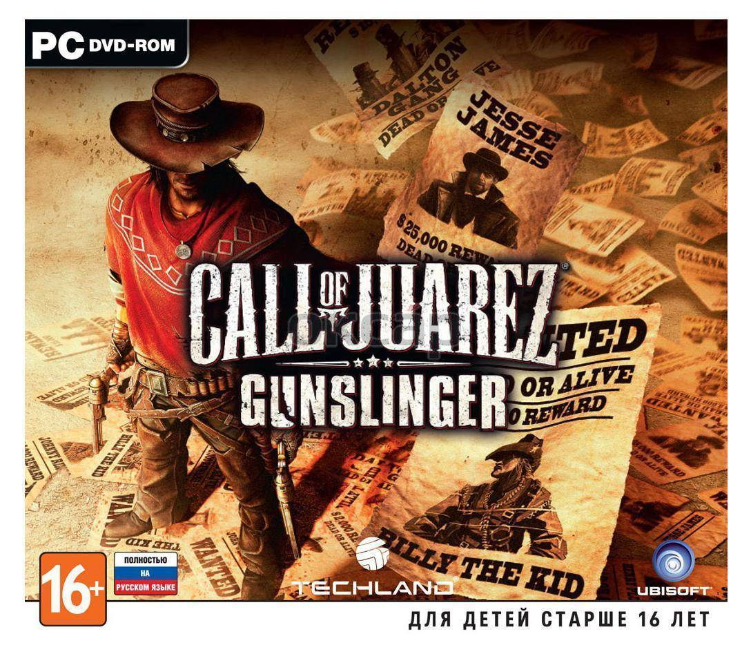 Call of Juarez® Gunslinger (Steam Gift)