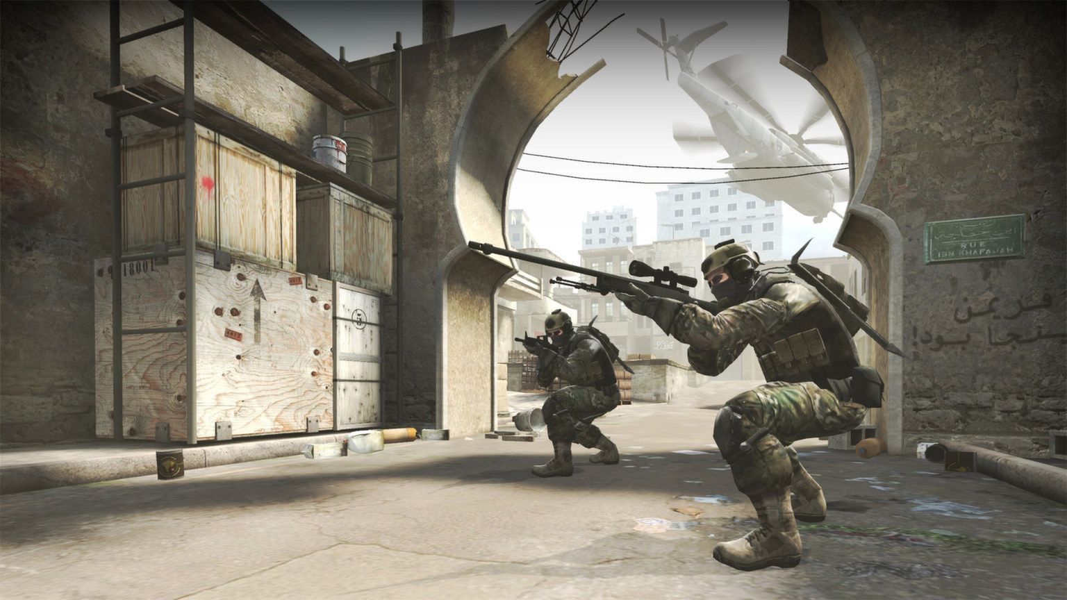 Counter-Strike: Global Offensive + Complete (RU+CIS)