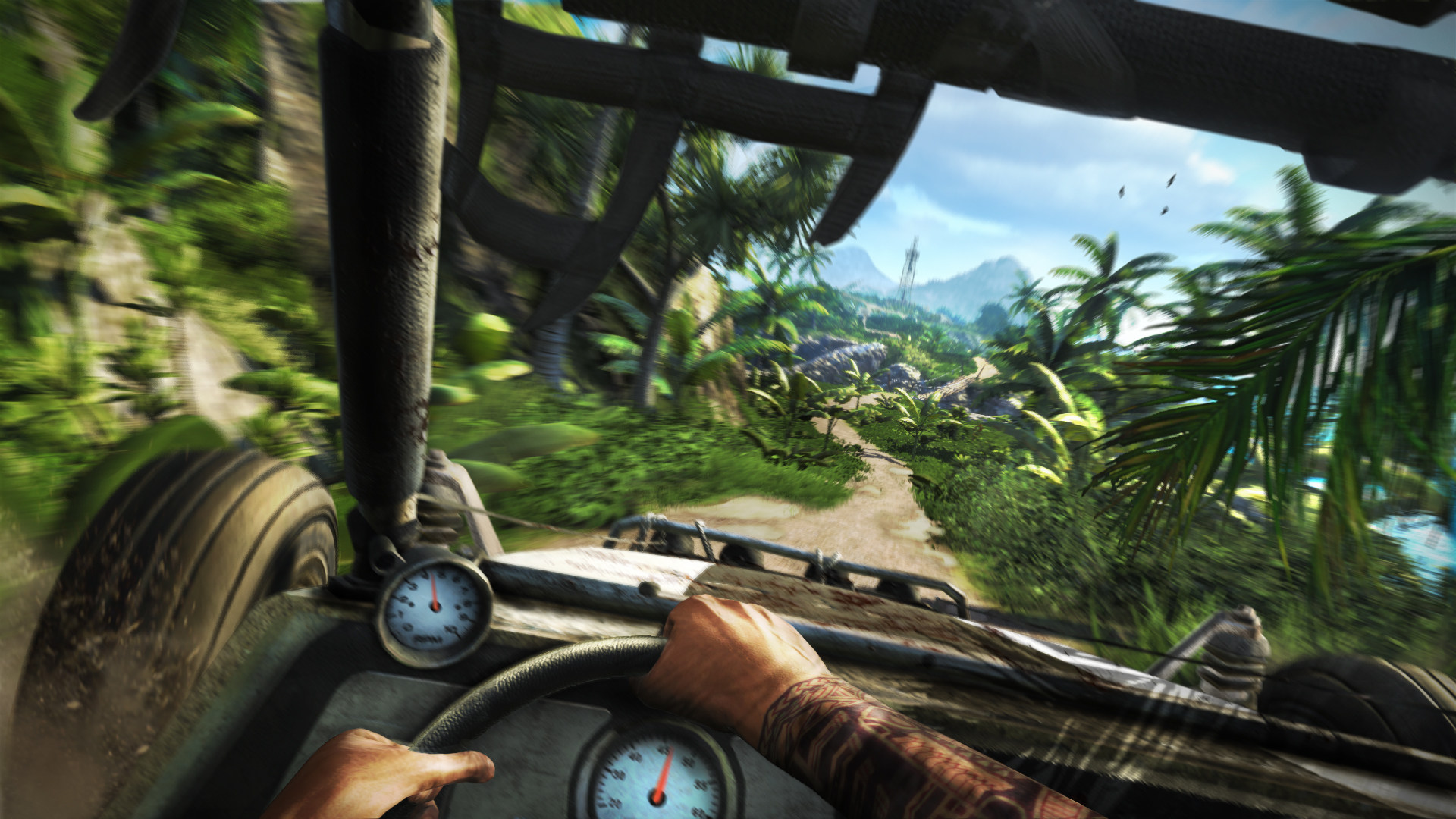 Far Cry 3 - Deluxe [Steam Gift] (Region Free)
