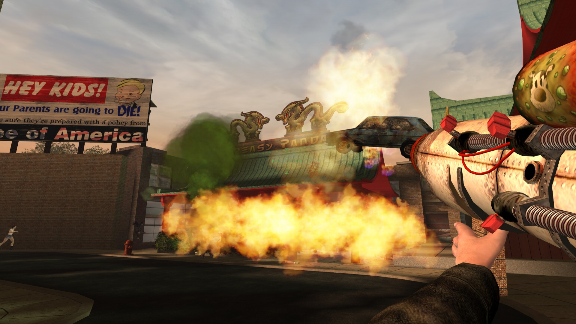 POSTAL 2 [Steam Gift] (Region Free)