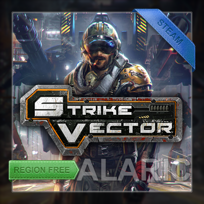 Strike Vector [Steam Gift] (Region Free)